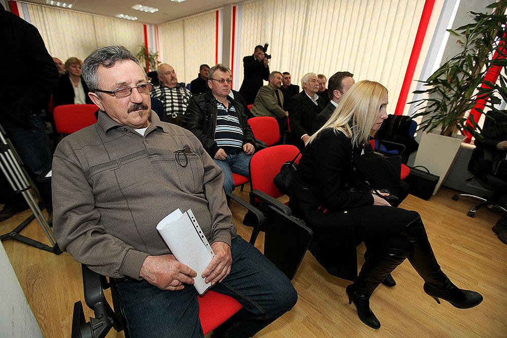 Nove stranke pristupile koaliciji s HDZ-om