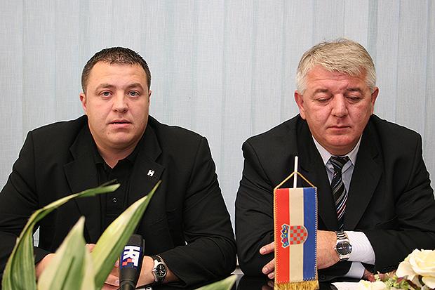 Dinko Đeri i Josip Đakić