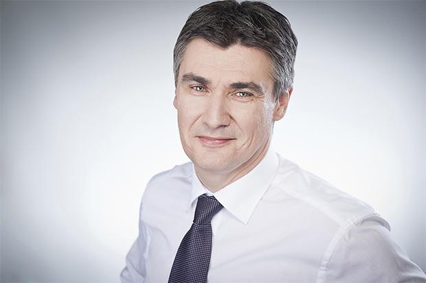 Zoran Milanović, premijer