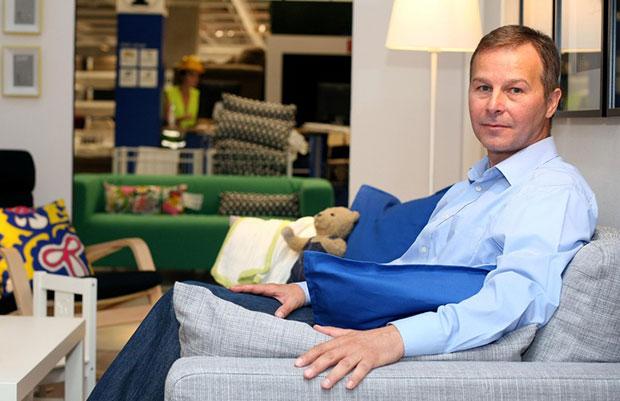 Dragan Skalušević, direktor hrvatskog centra Ikea