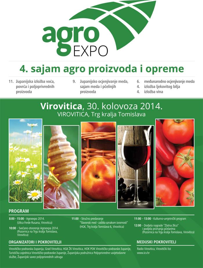 AGROEXPO - Plakat