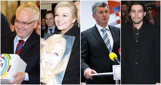 Predsjednički kandidati 2014.