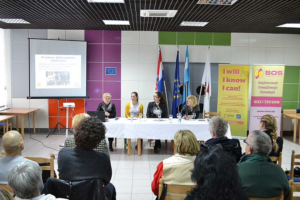 Završna konferencija projekta ''I will-I know-I can!''