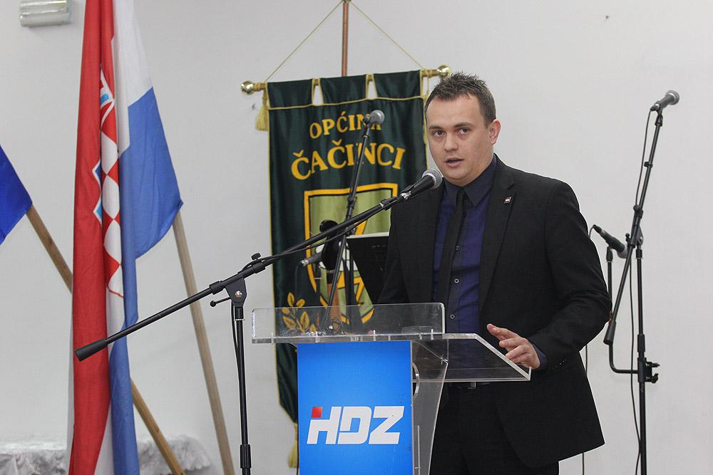 Obilježena 25 obljetnica HDZ-a za općinu Čačinci