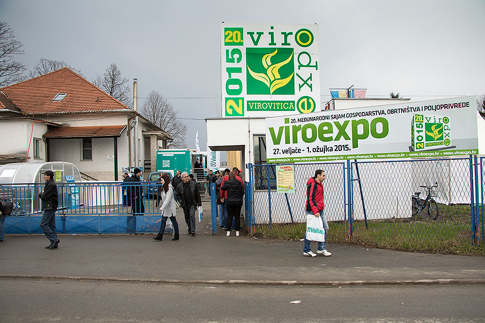 Viroexpo 2015.