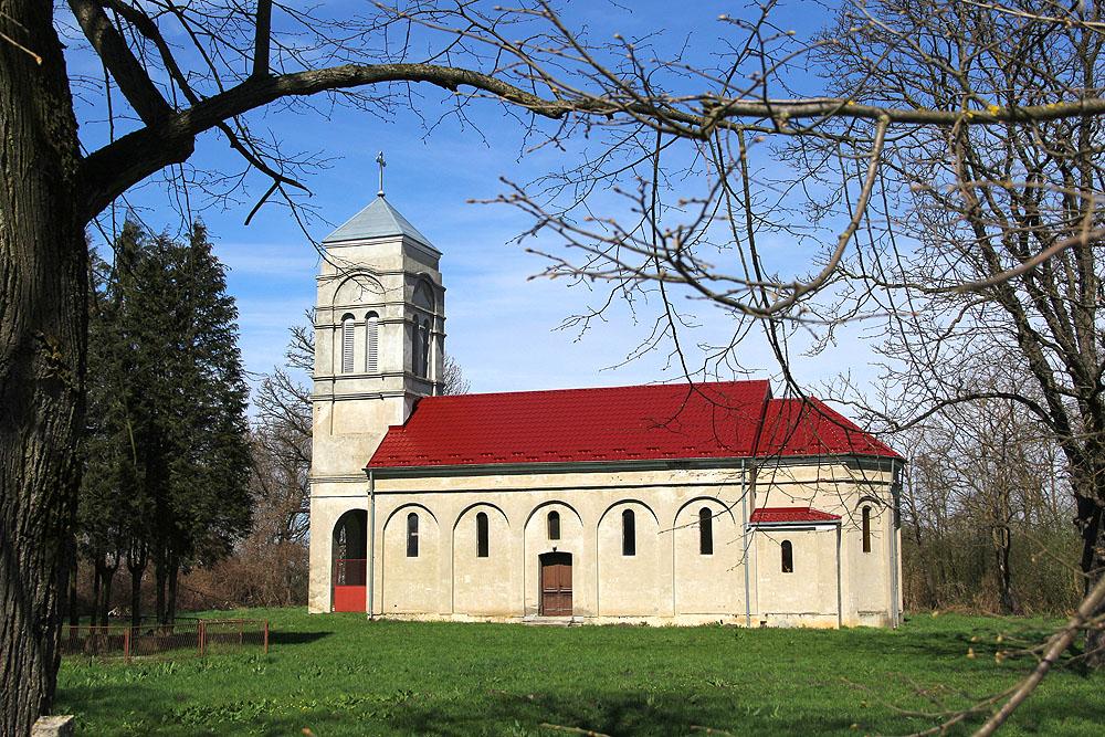 Pravoslavna crkva u Gačištu