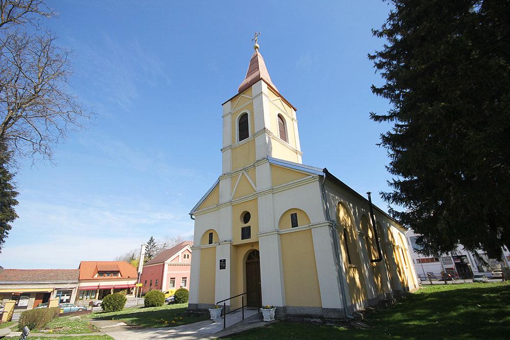 Pravoslavna crkva u Slatini