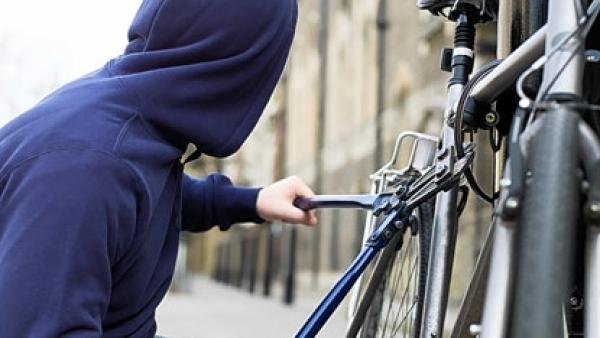 Kradja bicikala