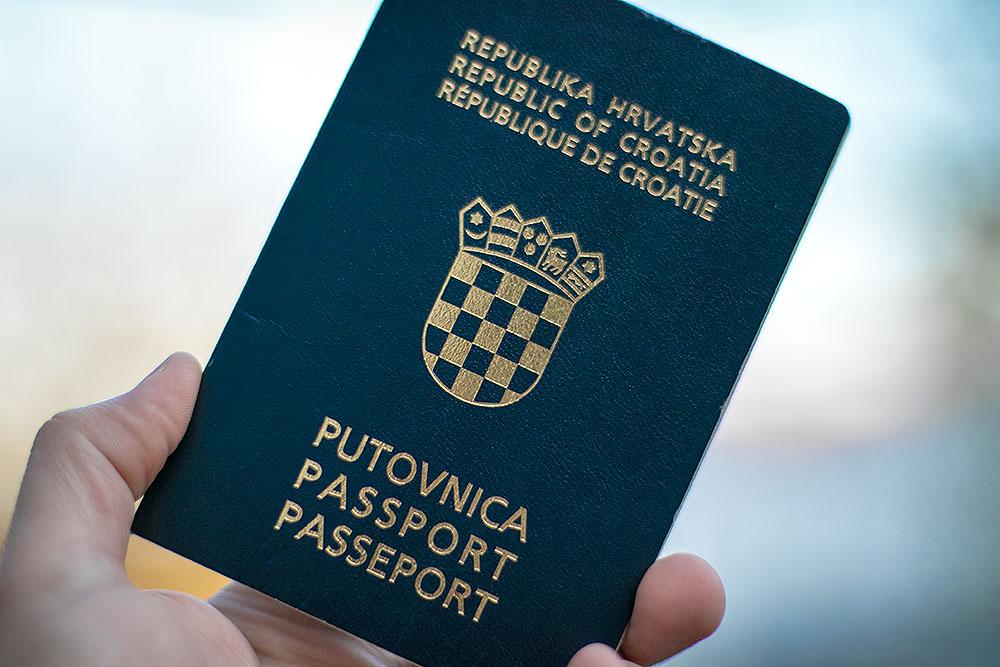 Hrvatska putovnica