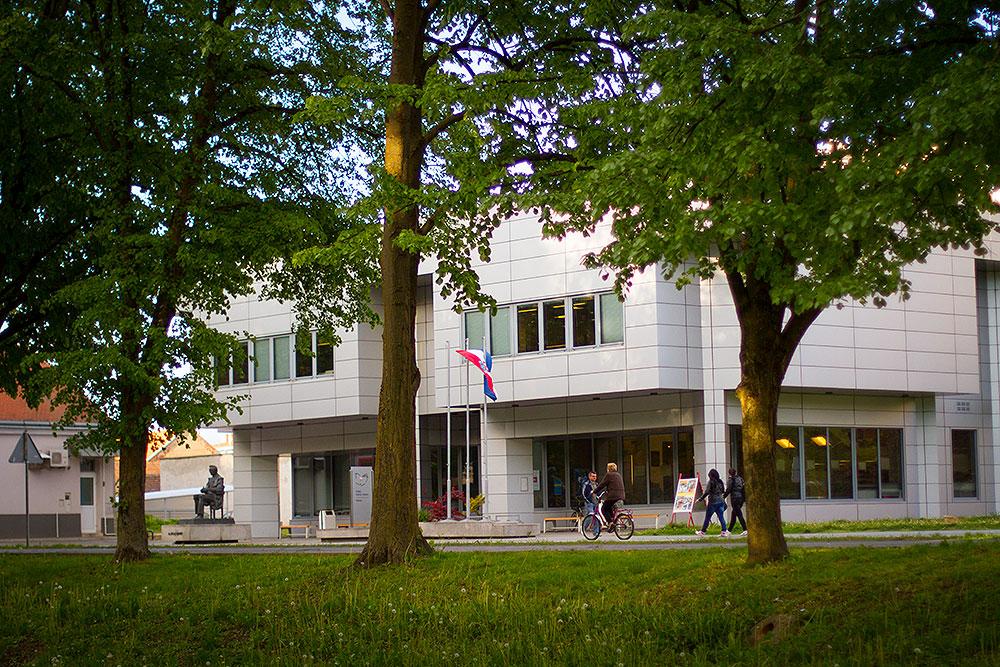 Gradska knjižnica i čitaonica Virovitica