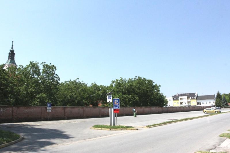 Parkiralište kapistranova
