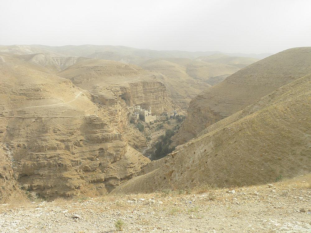 Judejska pustinja