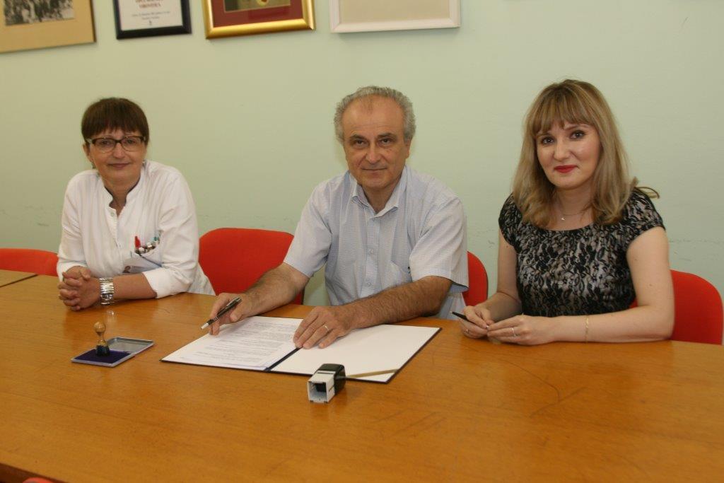 Virovitička bolnica postaje nastavna baza - provodit će se praksa za studente sestrinstva Visoke tehničke škole u Bjelovaru