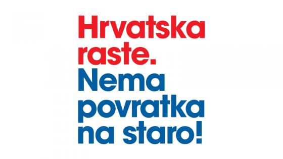 Hrvatska raste