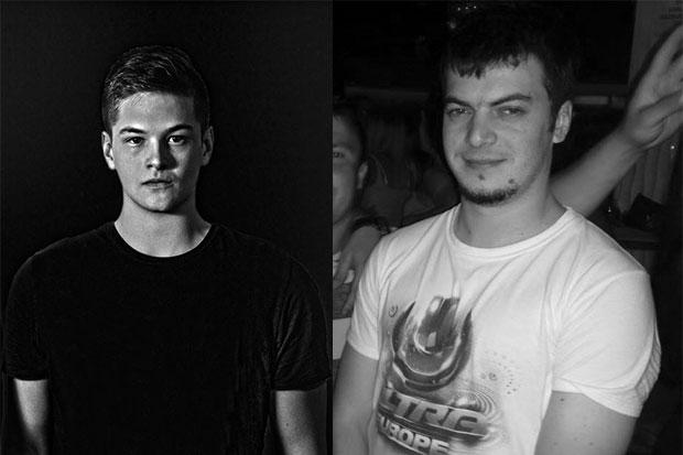 Dominik Vukić i Marko Vampovac