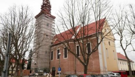 Crkva sv: Roka Virovitica