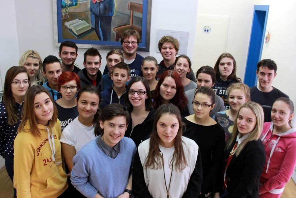 Svaki četvrti učenik Katoličke klasične gimnazije iz Virovitice je na županijskim natjecanjima