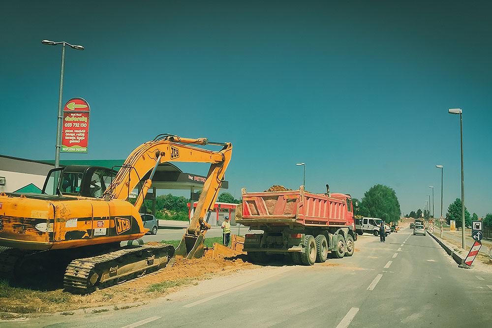Zabranjen promet Bilogorskom i Vukovarskom