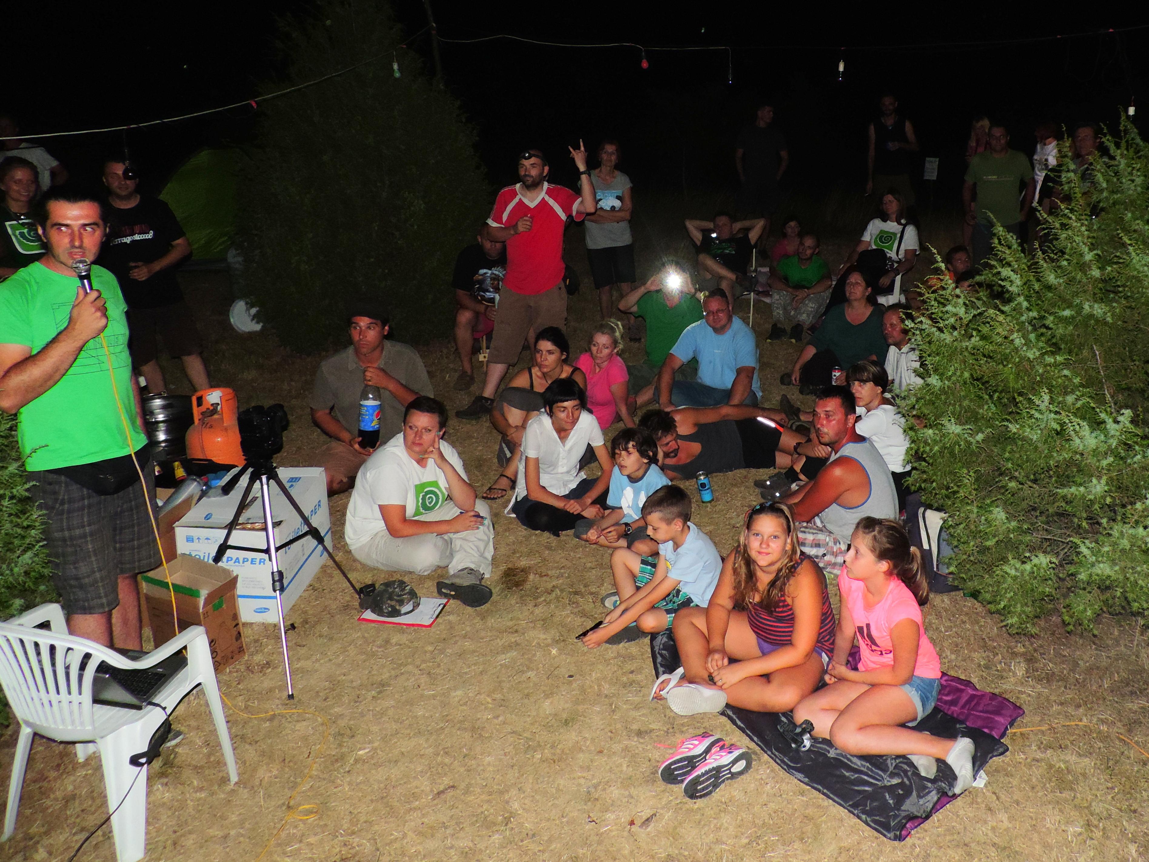 Astro party Papuk