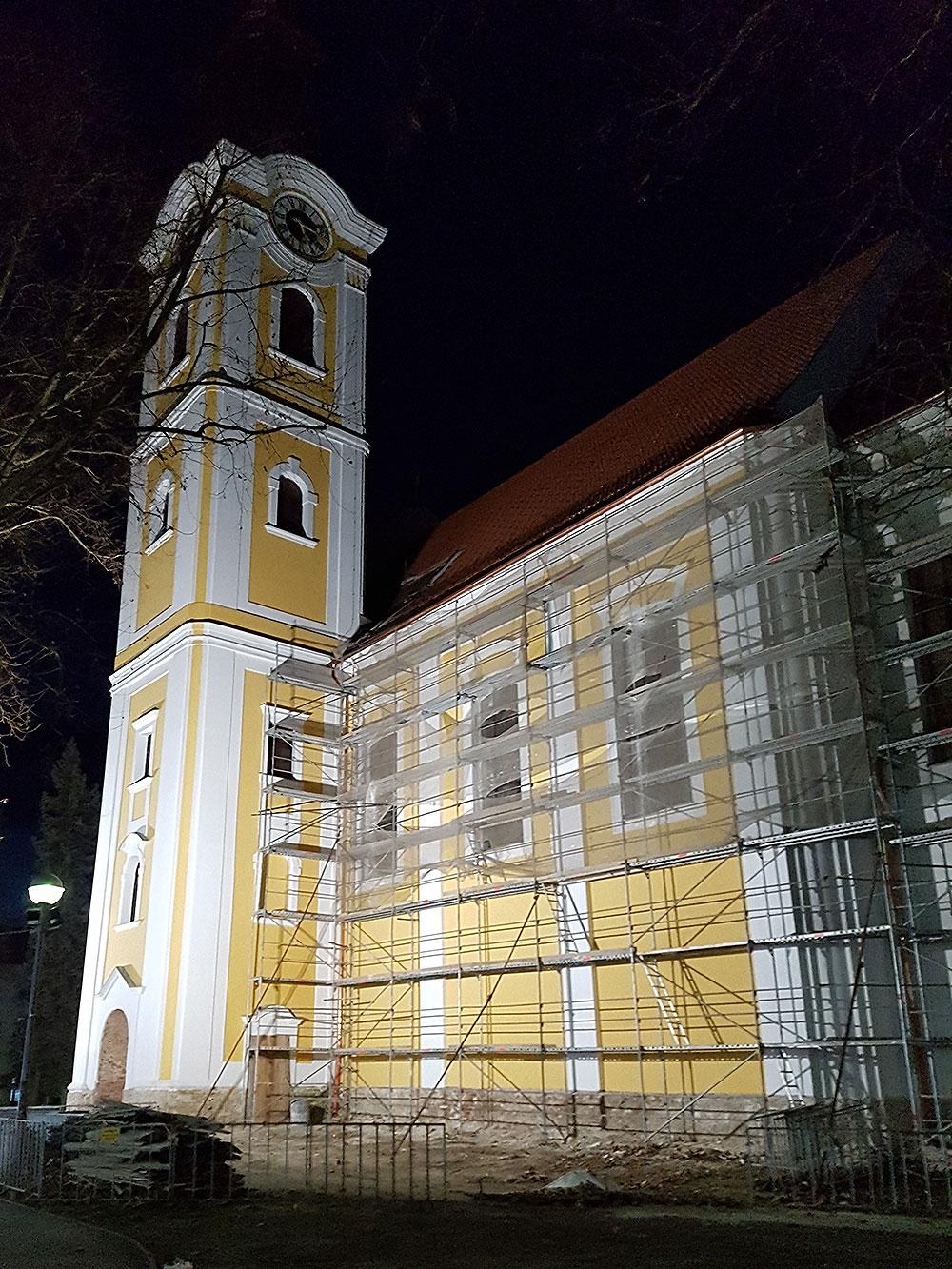 Crkva sv. Roka u Virovitici
