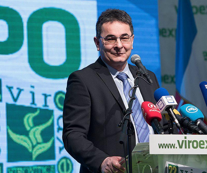 Viroexpo 2017.