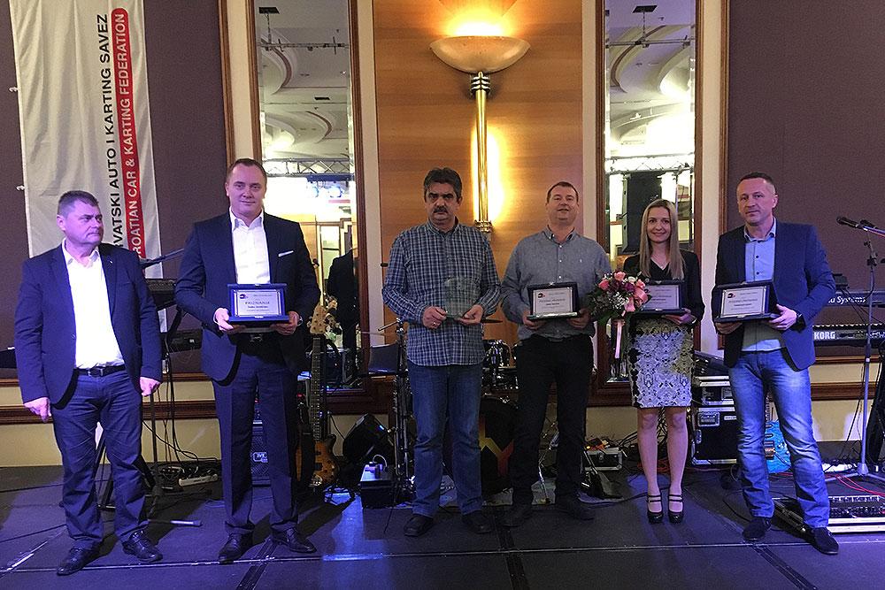 Najuspješniji organizator karting utrka u 2016 godini je Karting klub Cobra iz Virovitice