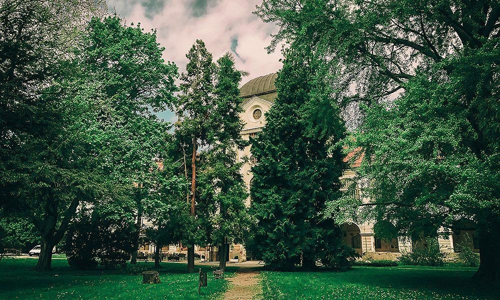Gradski park Virovitica
