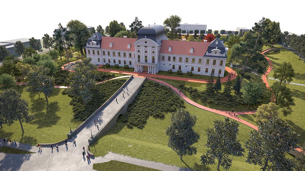 Dvorc Pejačević