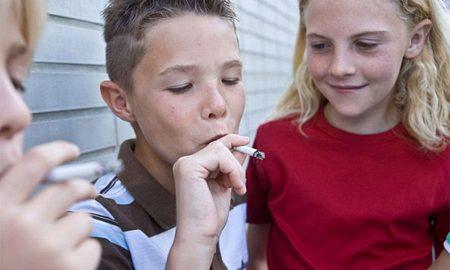 Pušenje kod mladih