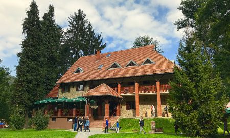 Planinarski dom Jankovac