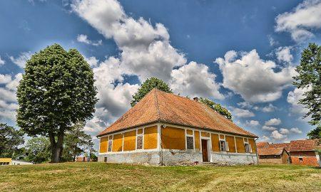 Rodna kuća Petra Preradovića uGrabrovnici