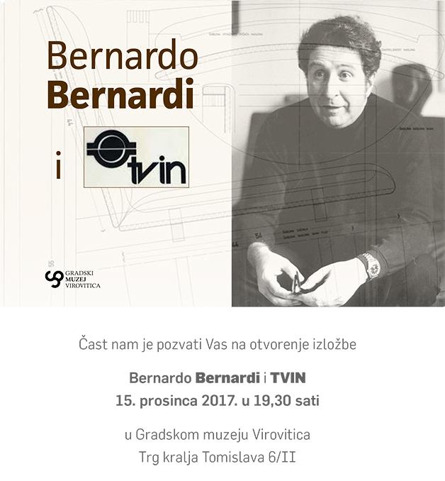 Bernardo Bernardi i TVIN