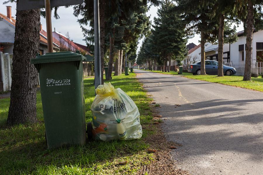 Flora otpad