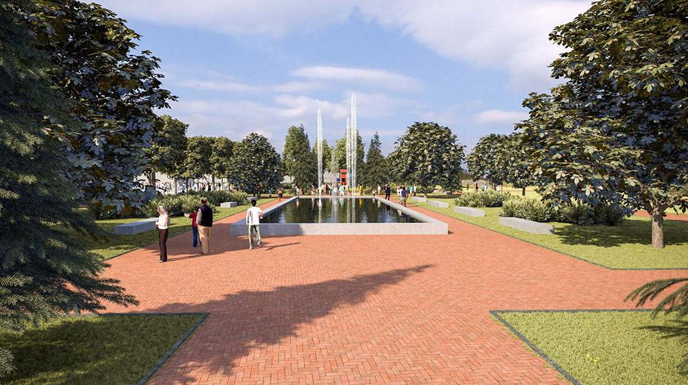 Virovitička fontana