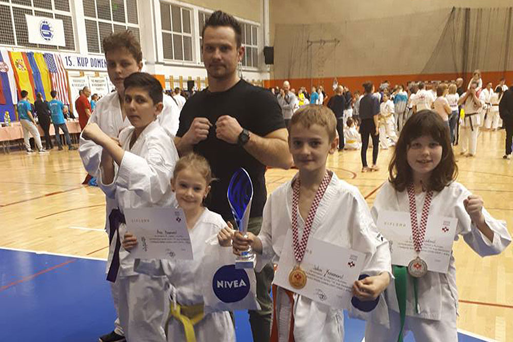 Karate klub Suhopolje
