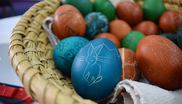 Održana radionica ukrašavanja uskršnjih jaja