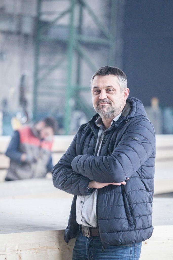 Mario Abramović, Drvene konstrukcije