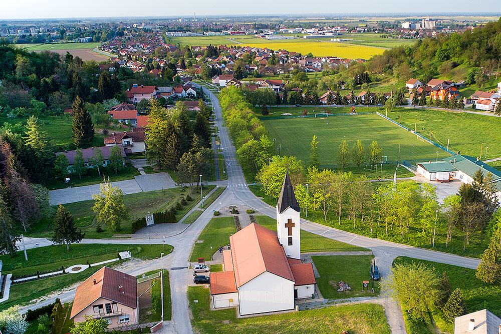 Prigradsko naselje Milanovac