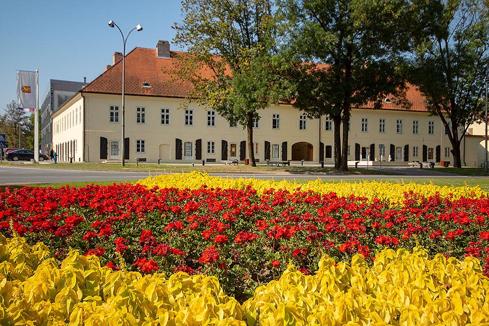 Palača Pejačević, snimio Antonio Jurkin